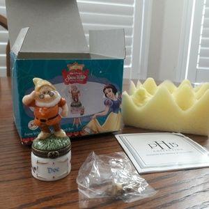 Disney PHB Midwest Snow White Doc Trinket box